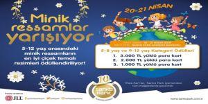 Sanko Park Ödüllü Resim Yarışması Düzenleyecek