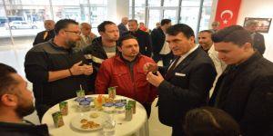 Dündar Tebrikleri Toplu Kabul Etti