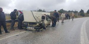 Çorum'da Zincirleme Kaza: 3 Yaralı