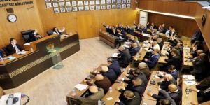 Komisyonda Temsil Ve Tanıtım Giderlerine Açıklık Getirildi