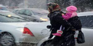 Meteorolojiden Erzincan Ve Iğdır İçin Kar Uyarısı