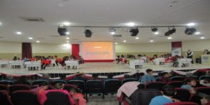 Acıgöl'de İlkokullar Arası Bilgi Yarışması Düzenlendi
