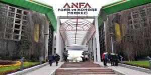 ANFA'da mesleki eğitim fuarı