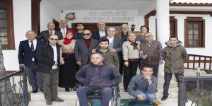 """Atso Başkanı Kırlangıç: """"Tüm Desteklerimizle Engellilerimizin Yanındayız"""""""