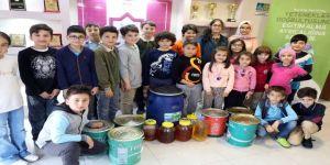 Çevreci Öğrenciler 1,5 Ayda 150 Litre Atık Yağ Topladı