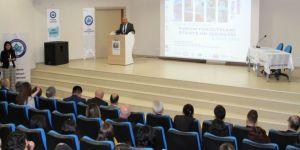 Esogü'de Türk Dünyası Turizm Fakülteleri Stratejik İşbirliği Çalıştayı