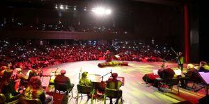 Gaün'de Muhteşem Türk Sanat Müziği Konseri