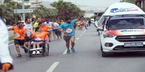 Bahar Toksoy'dan Wings For Life World Run Çağrısı
