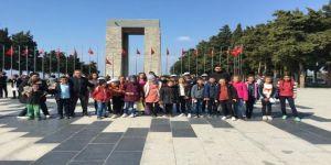 Ortaokul Öğrencilerine Çanakkale Gezisi