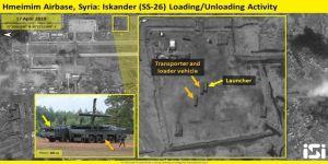 Rusya'nın, Suriye'ye İskender Füzelerini Yerleştirdiği İddiası