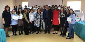 Erzincan'da Anne Sütü Ve Emzirme Danışmanlığı Eğitimleri Verildi