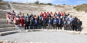 Turizm Haftası Parion Antik Kenti'nde Kutlandı