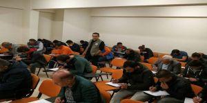 Kütahya'da Avcı Eğitim Kursu