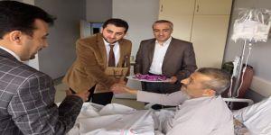 Van Müftülüğünden Hastanelerde Manevi Destek Programı