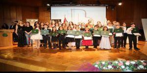 Konservatuvar Öğrencileri Ödülleri Topladı