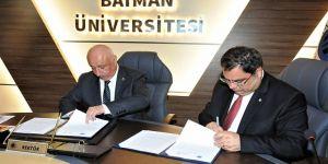 GTÜ ve Batman Üniversitesi işbirliğine başladı