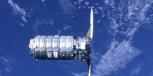 Özel kargo aracı Uluslararası Uzay İstasyonu'na ulaştı