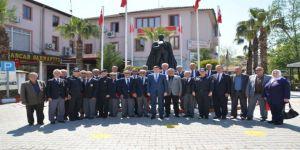 Kıbrıs gazileri için madalya töreni