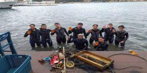 Denizcilik Lisesi öğrencilerden anlamlı etkinlik