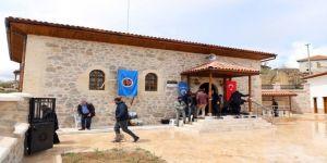 Restore Edilen Tekkeyenicesi Camisi İbadete Açıldı