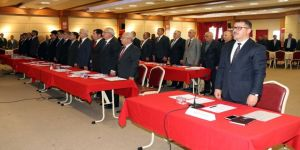 Ergene Belediyesi Nisan Ayı Olağan Meclis Toplantısı Yapıldı