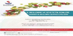 II. beslenme ve diyetetik günleri