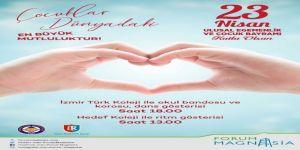 23 Nisan Forum Magnesia'da coşkuyla kutlanacak