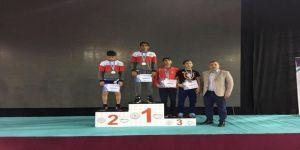 Kağıtsporlu güreşçi, Türkiye'yi temsil edecek