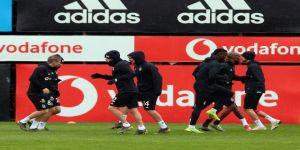 Beşiktaş'ta Sivasspor hazırlıkları devam etti