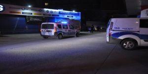 Benzin İstasyonunda Pompalı Tüfekle Saldırı