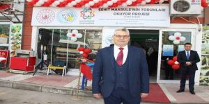Manisa'da Bakanlık Destekli 'Kitap Kafe' Açıldı