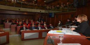 İzmit'te Yeni Dönemin İlk Meclis Toplantısı Yapıldı