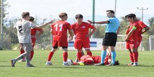 Antalyaspor U15 Takımı Gençlik Turnuvası'nda