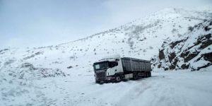 Doğu'da Kar Yağışı Ve Dolu Uyarısı