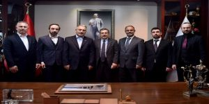 Müsiad'dan Başkan Ataç'a Ziyaret
