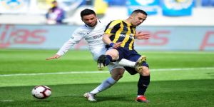 Spor Toto Süper Lig: Mke Ankaragücü: 0 - Atiker Konyaspor: 0 (Maç Sonucu)