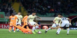 Aytemiz Alanyaspor, Fenerbahçe'yi İlk Kez Devirdi