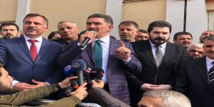 Çelebi, Kılıçdaroğlu'na yapılan saldırıyı kınadı