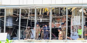 Sri Lanka'da ölenlerin sayısı 290'a yükseldi