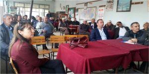 Aydın'da Çayır Ve Meraların Önemi Çiftçilere Anlatıldı