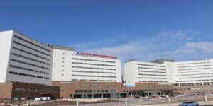 Şehir Hastanesi,1 milyon 270 bin  hastaya hizmet verdi