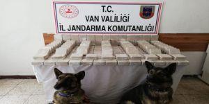 101 Kilo Eroin, Hassas Burunlu Alem Ve Barut'a Takıldı