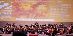 Gaün'de Opera Ve Bale Festivali Gala Konseri