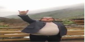 Mhp'li Enginyurt, Tanrı Dağları'nda Bozkurt Gibi Uludu
