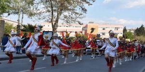 2'inci Uluslararası Troya Çocuk Halk Dansları Festivali Başladı