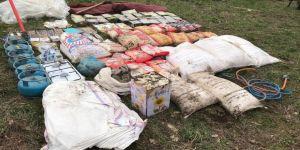 Bitlis'te bulunan EYP imha edildi