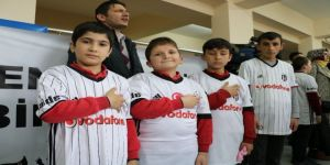 Beşiktaş'tan örnek hareket