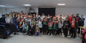 Banvit Basketbol Akademi Bandırma'da