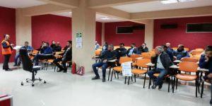 Oto Galericiler İçin Yeterlilik Sınavları Nazilli'de Yapıldı