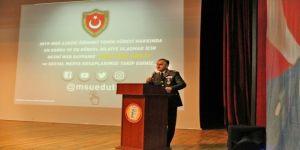 Yerköy'de Milli Savunma Üniversitesi Tanıtımı Yapıldı
